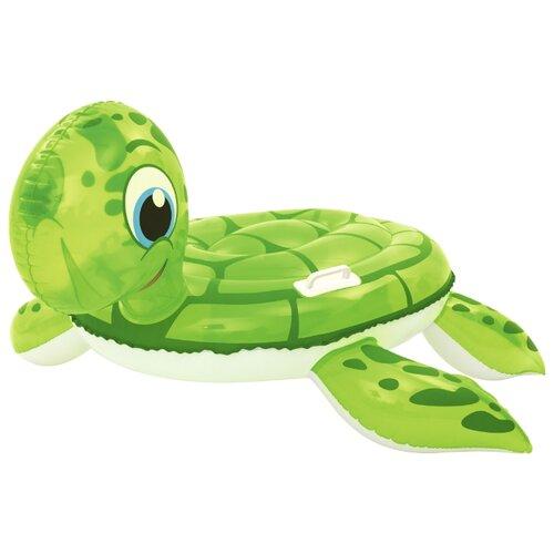 Купить Игрушка-наездник Bestway Черепаха 41041 BW светло-зеленый, Надувные игрушки