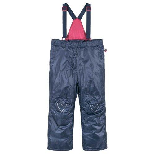 Купить Полукомбинезон COCCODRILLO Happy time Z18119201HAP размер 104, синий, Полукомбинезоны и брюки