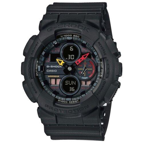 Наручные часы CASIO G-Shock GA-140BMC-1A casio часы casio ga 110pm 1a коллекция g shock