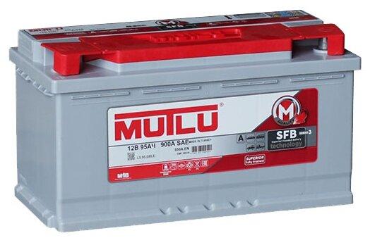 Автомобильный аккумулятор Mutlu SFB 3 (L5.95.085.B)