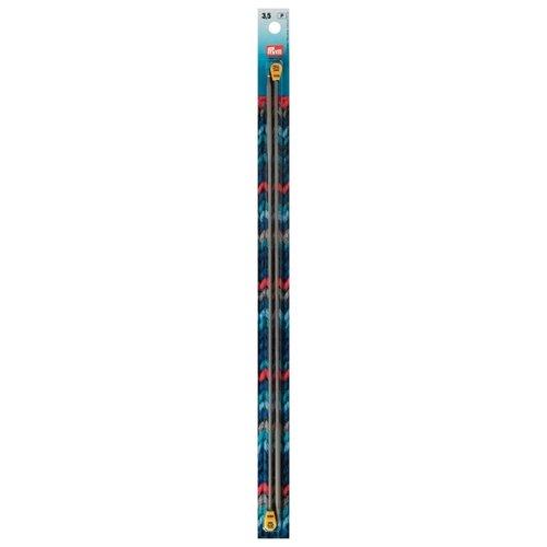 Спицы Prym алюминиевые, диаметр 3.5 мм, длина 35 см, серебристый