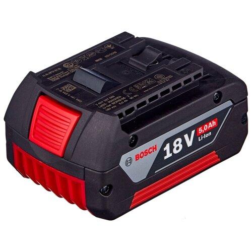 Аккумулятор BOSCH 1600A002U5 Li-Ion 18 В 5 А·ч аккумуляторный блок bosch 1600z0002x 12 в 2 а·ч