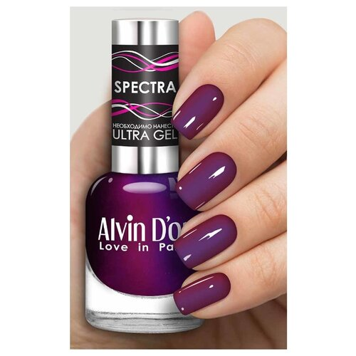 Лак Alvin Dor Spectra, 12 мл, оттенок 6715