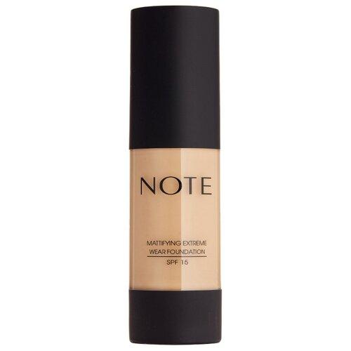 Купить Note Тональный крем Mattifying Extreme Wear Foundation, 35 мл, оттенок: 116 golden beige