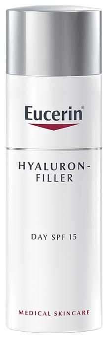 Крем Eucerin Hyaluron Filler SPF15 для дневного ухода