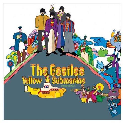 The Beatles. Yellow Submarine. Original Recording Remastered (LP)