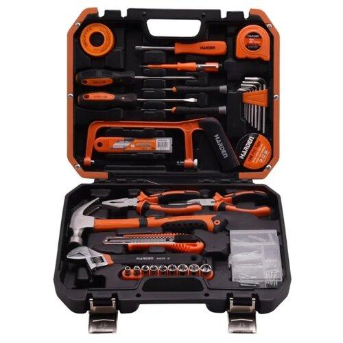Набор инструментов Harden (39 предм.) 511039 оранжевый набор инструментов oasis jack 496807 оранжевый