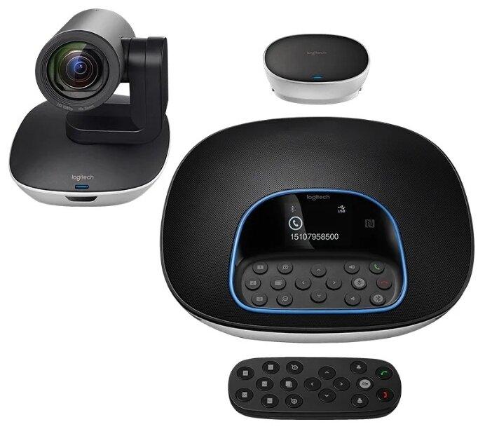 Веб-камера Logitech GROUP — цены на Яндекс.Маркете