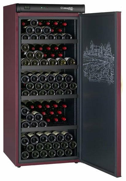 Винный шкаф Climadiff CVP178