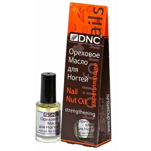 Масло DNC Ореховое Укрепляющее, 6 мл косметика для мамы dnc масло для ресниц укрепляющее 12 мл