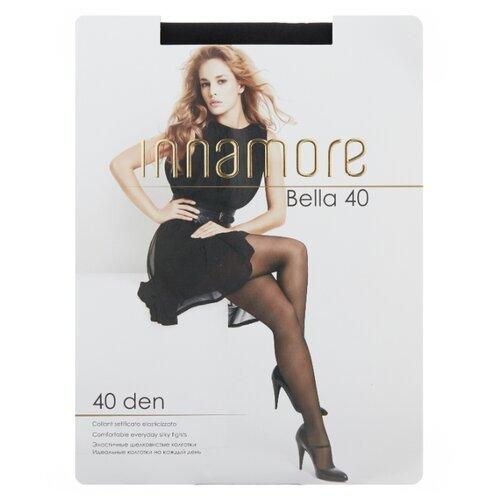 Колготки Innamore Bella 40 den, размер 3-M, nero (черный) колготки innamore bella 3 8 den медный