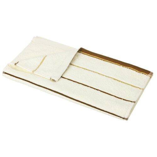 EL CASA Полотенце Разноцветные полоски для рук 35х75 см белый/полоска короб для хранения el casa el casa mp002xu0eb7z