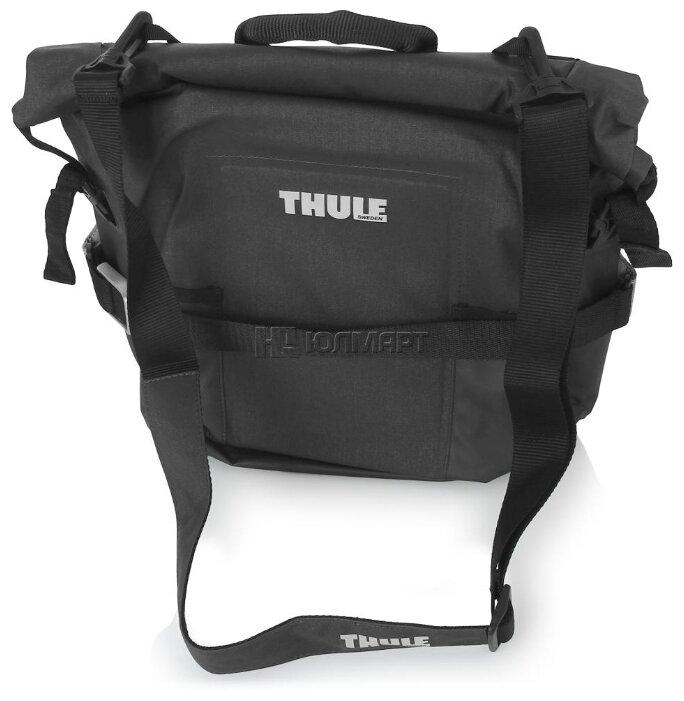 Велосумка THULE на багажник Thule Small Adventure Tour Pannier