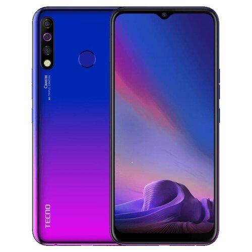 Смартфон TECNO Camon 12 синий рассвет (TCN-CC7-DABL) браслет tecno tcn pos 26