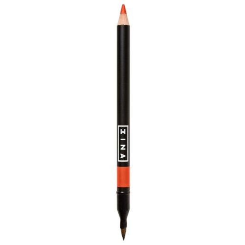 3INA Карандаш для губ с аппликатором 3INA 507 3ina карандаш для губ с аппликатором 3ina 513
