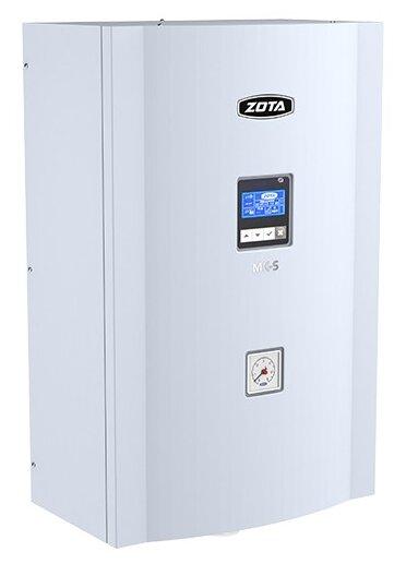 Электрический котел ZOTA 12 MK-S, 12 кВт, одноконтурный фото 1