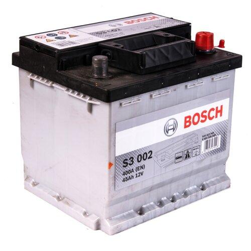 Автомобильный аккумулятор Bosch S3 002 (0 092 S30 020) bosch акб bosch s30 060 s3 56ач п п 556 401 048