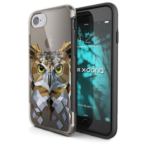 Чехол-накладка X-Doria Revel для Apple iPhone 7/iPhone 8 owl