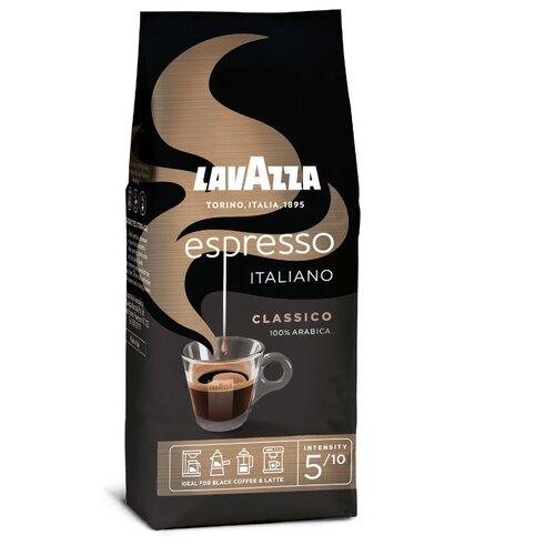 Кофе в зернах Lavazza Espresso Italiano Classico (Caffe Espresso), арабика, 250 г