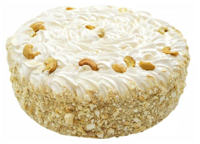 Свадебный торт с художественной росписью
