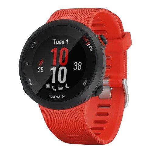 Часы Garmin Forerunner 45 красный