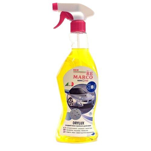 Воск для автомобиля Re Marco жидкий тройного действия 0.75 л