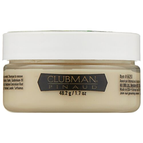 Clubman Глина Molding Putty, сильная фиксация, 48.2 г