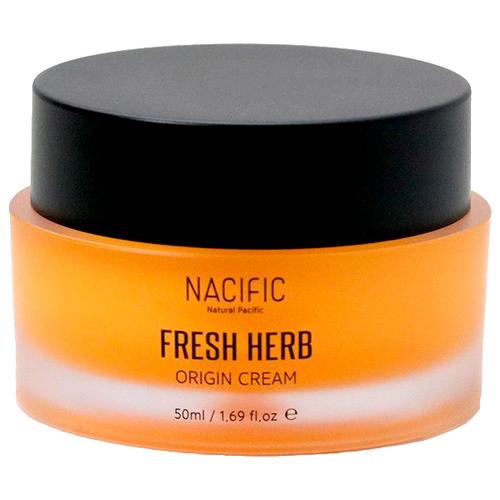 Фото - NACIFIC Fresh Herb Origin Cream Питательный крем для лица, 50 мл питательный крем для лица 50 мл i c lab individual cosmetic питательный крем для лица 50 мл