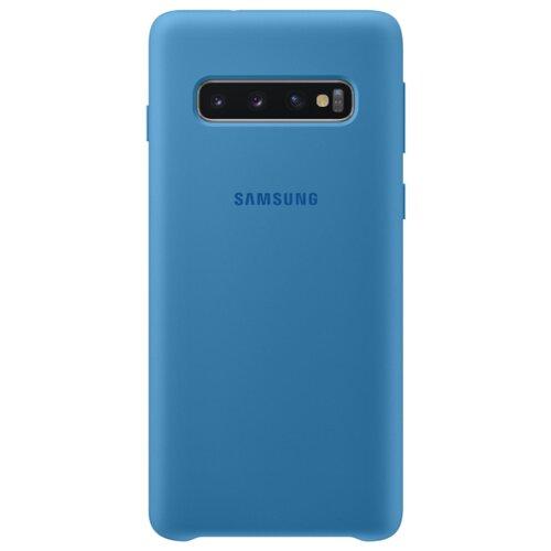 Чехол Samsung EF-PG973 для Samsung Galaxy S10 синий