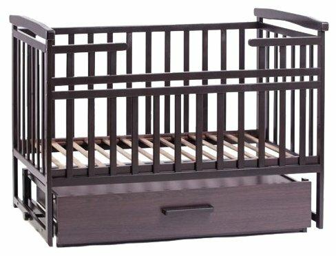Кроватка Дитячий сон Лодочка