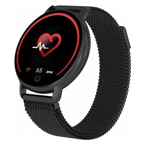 Умные часы GSMIN WP50 (2020), черный