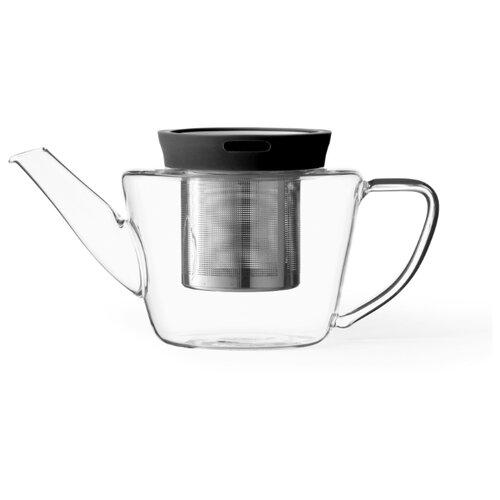 VIVA Scandinavia Заварочный чайник Infusion B81100 500 мл, прозрачный/черный