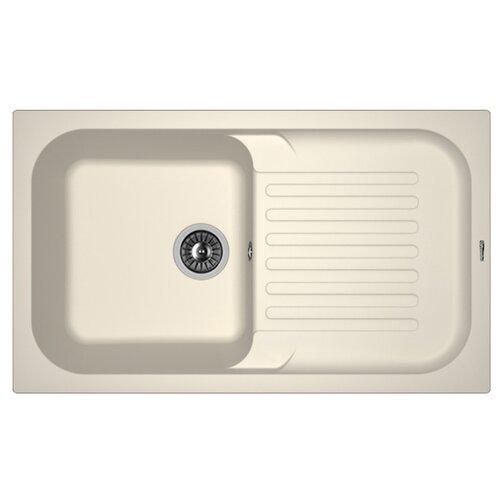 Врезная кухонная мойка 86 см FLORENTINA Арона-860 FS жасмин врезная кухонная мойка 86 см florentina крит 860 fs бежевый