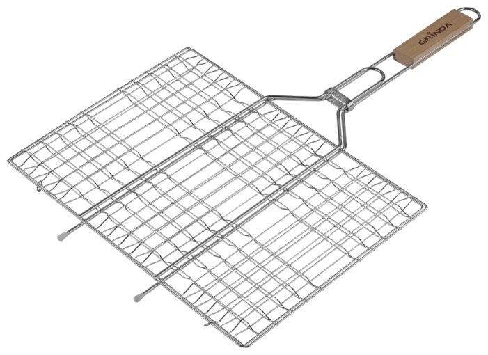 Решетка GRINDA BARBECUE 424700, 40х30 см