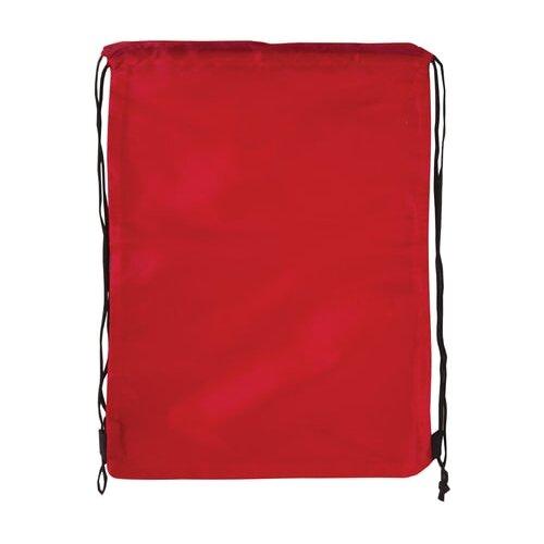 brauberg сумка для обуви flamingo 229174 синий Сумка для обуви BRAUBERG, прочная, на шнурке, красная, 42x33 см, 227141
