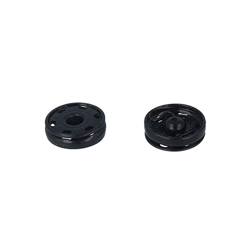 Фото - KOH-I-NOOR Кнопки пришивные (KIN1000 №7), черный, 18 мм, 4 шт. koh i noor готовальня 06905 4