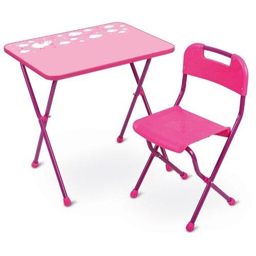Комплект Nika Алина (КА2) 60x45 см розовый