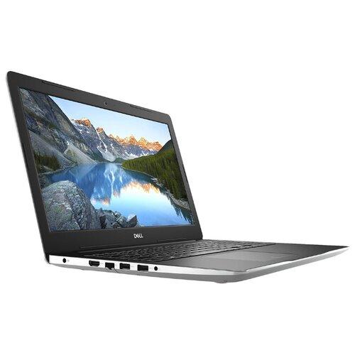 Ноутбук DELL INSPIRON 3585 (AMD Ryzen 3 2300U 2000MHz/15.6/1366x768/4GB/128GB SSD/DVD-RW/AMD Radeon Vega 6/Wi-Fi/Bluetooth/Windows 10 Home) 3585-7119 серебристый ноутбук hp pavilion 15 cw0002ur 4gq29ea amd ryzen 3 2300u 8gb 1tb amd vega 6 15 6 fullhd win10 burgundy
