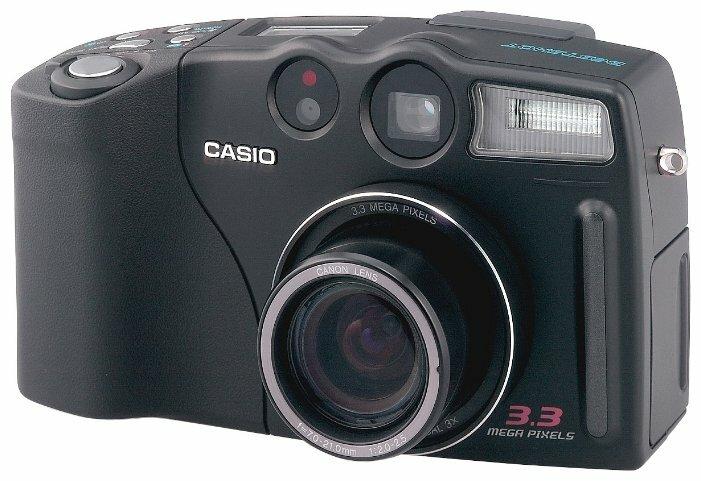 Фотоаппарат CASIO QV-3500EX