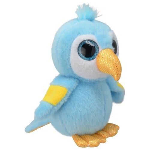Мягкая игрушка Wild Planet Попугай Ара 15 см.
