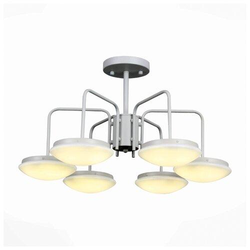 Люстра светодиодная ST Luce Pratico SLE120.502.06, LED, 72 Вт цена 2017