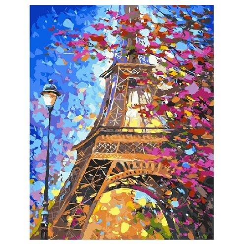 ВанГогВоМне Картина по номерам Краски весенненого Парижа, 40х50 (ZX 20096) вангогвомне картина по номерам белые краски парижа 40х50 см zx 22059