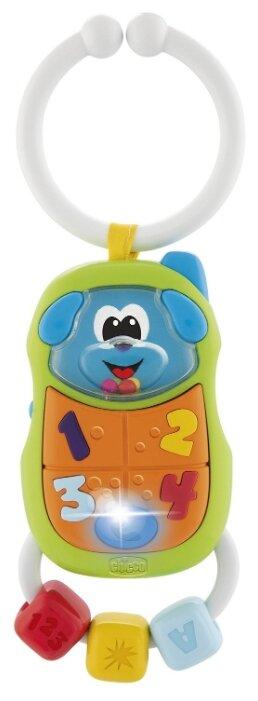 Подвесная игрушка Chicco Телефончик (9708)