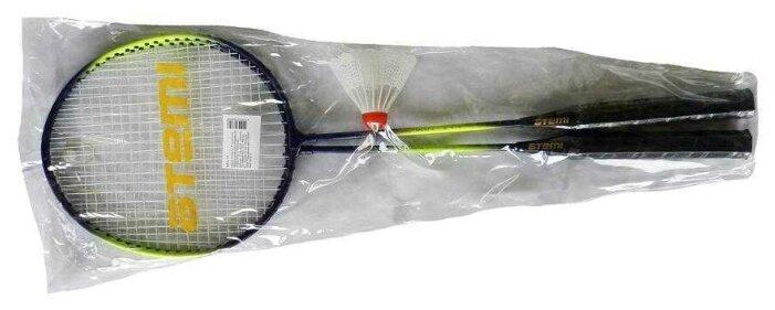 Набор ракеток для бадминтона 2шт (волан) ATEMI BAS-13