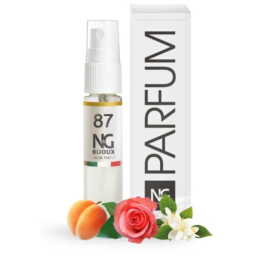Парфюмерная вода N&G Parfum 87 Rush, 20 мл накидка hidy n g