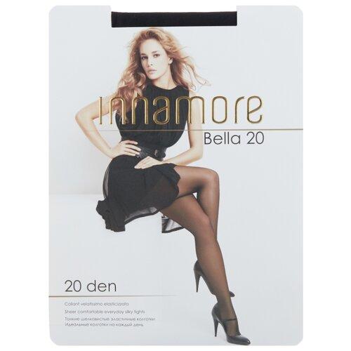 Колготки Innamore Bella 20 den, размер 2-S, nero (черный)