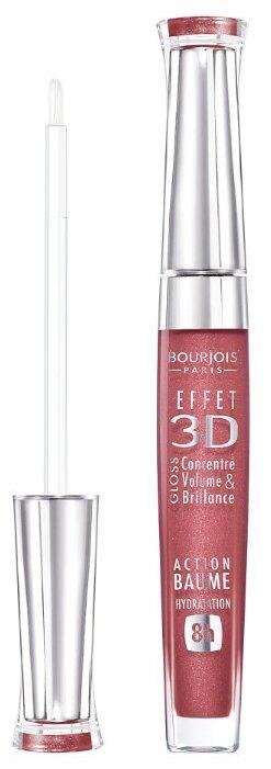 Bourjois Блеск для губ Gloss Effet 3D