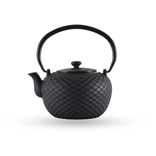 GIPFEL Заварочный чайник RIKO 1163 1 л, черный