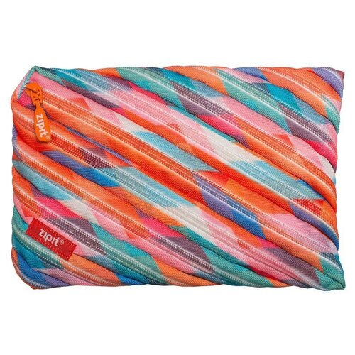 ZIPIT Пенал-сумочка COLORZ JUMBO POUCH (ZTJ-CZ) треугольники zipit пенал сумочка neon pouch цвет розовый