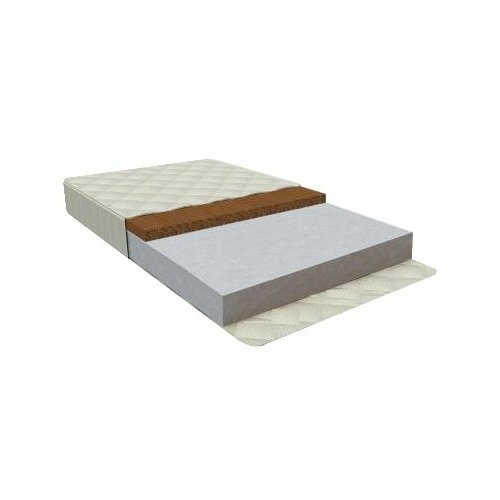 Матрас детский Афалина Sleep! Soft, 65x125 см, белый
